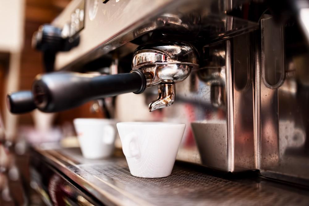 fuldautomatisk espressomaskine
